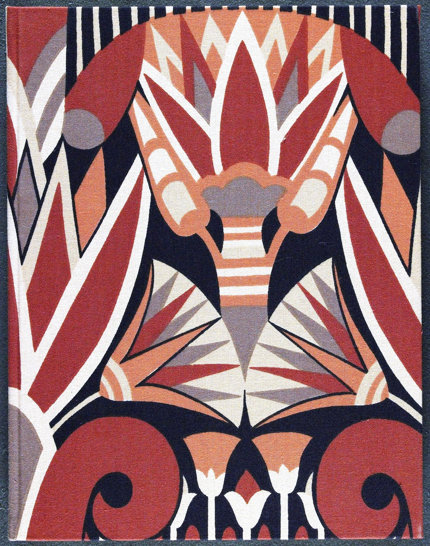 Black and red art inspirations windbent for Design art deco