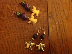Halloween Earrings 2